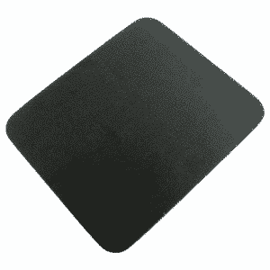 Q-Connect Economy Mouse Mat Black