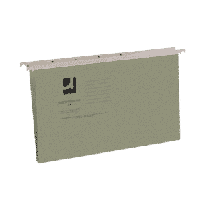 Q-Connect Foolscap Tabbed Suspension Files (Pack of 50)