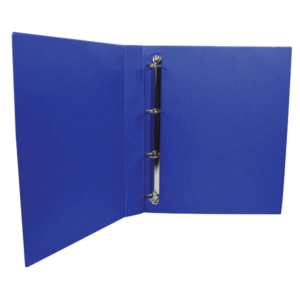 Q-Connect Presentation 25mm 4D Ring Binder A4 Blue