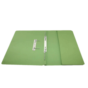 Rexel Jiffex Pocket Transfer File Foolscap Green (Pack of 25)