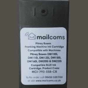 Secap DP160 Ink Cartridge – Compatible Blue