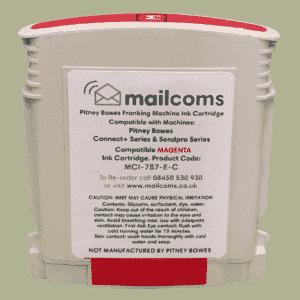 The Mailing Room TMR c1000 / c2000 / c3000 Compatible Magenta Standard Ink Cartridge