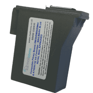 The Mailing Room TMR d60 Ink Cartridge – Compatible Blue