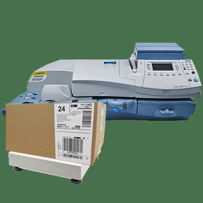 Mailcoms Mailbase Speed Franking Machine