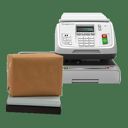 Mailcoms Mailhub Franking Machine