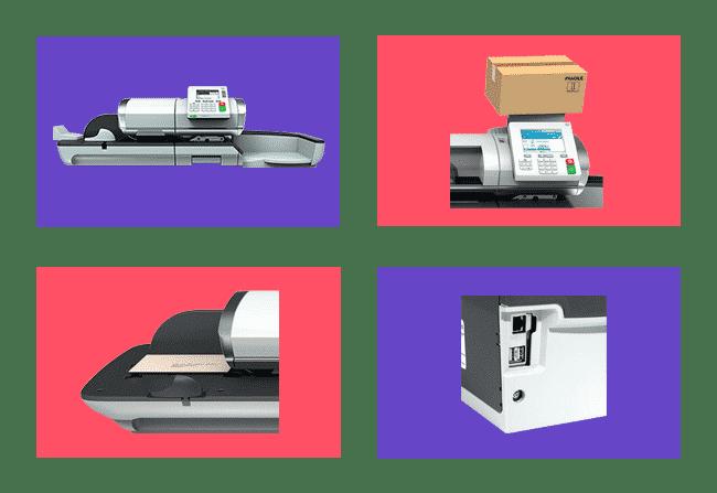Mailhub+ Franking Machine