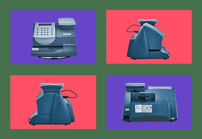 Mailstart+ Franking Machine