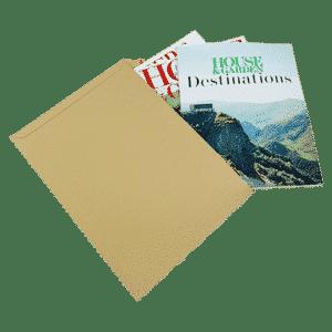 Capacity Book Mailers - Premium Corrugated - 249x352mm