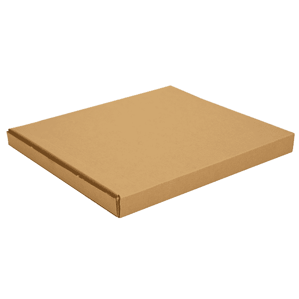 Brown PiP Small Parcel Postal Box - 240x210x19mm