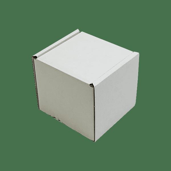 White PiP Small Parcel Postal Box - 102x102x102mm