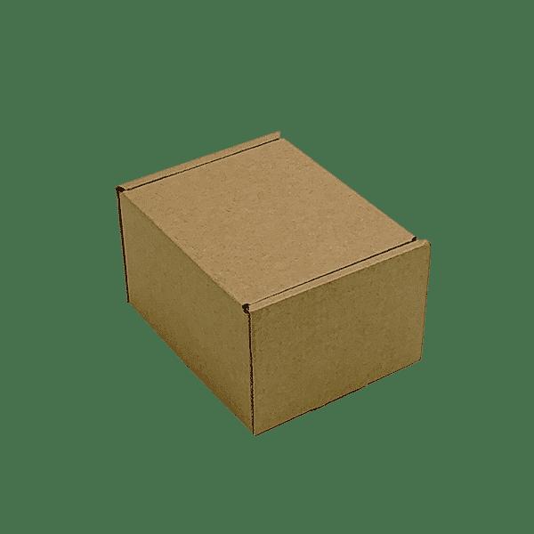 Brown PiP Small Parcel Postal Box - 152x127x95mm