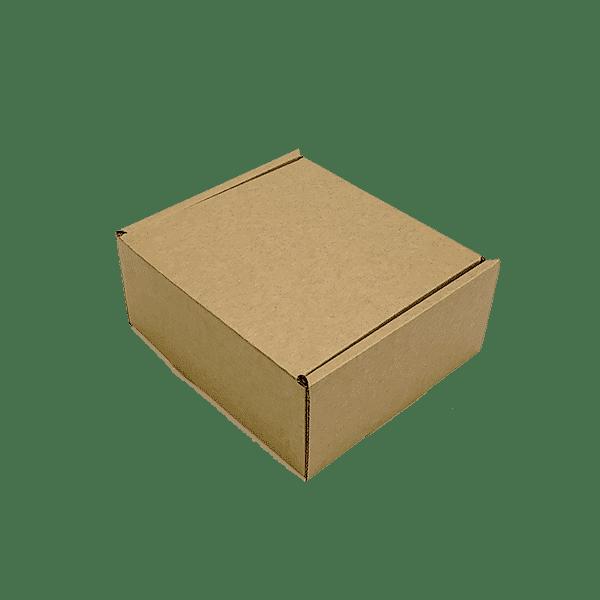 Brown PiP Small Parcel Postal Box - 160x150x75mm