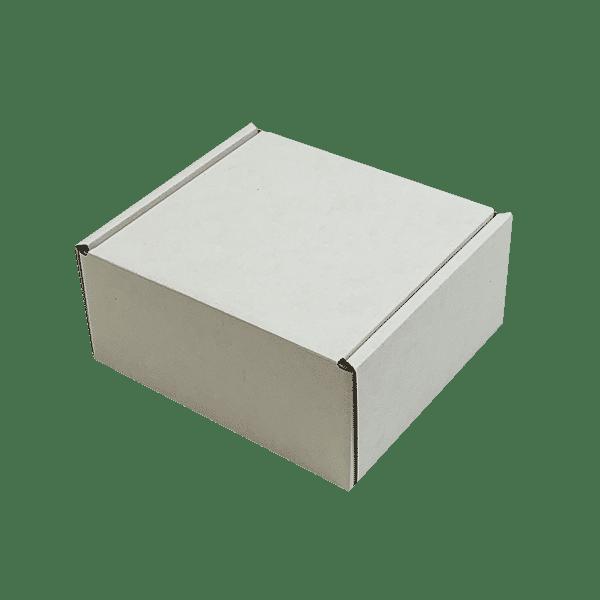 White PiP Small Parcel Postal Box - 160x150x75mm