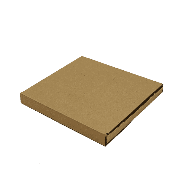 Brown PiP Large Letter Postal Box - 220x190x19mm