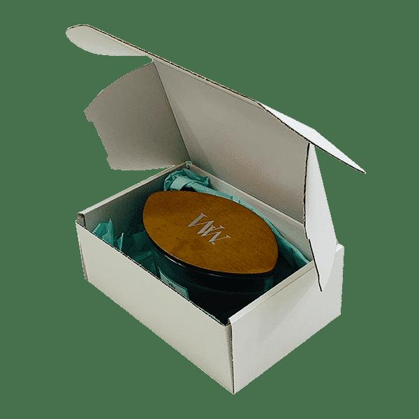 White PiP Small Parcel Postal Box - 222x150x88mm - Packs of 10, 25 & 50