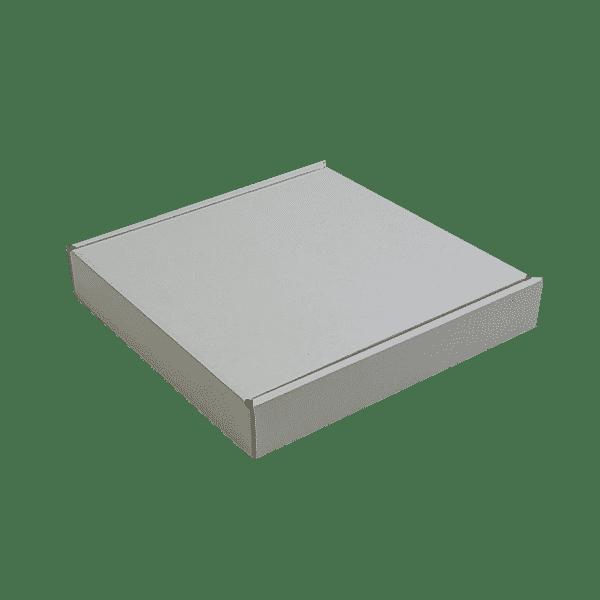 White PiP Small Parcel Postal Box - 240x240x40mm
