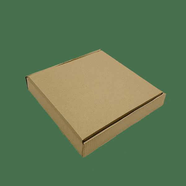 Brown PiP Small Parcel Postal Box - 240x240x40mm