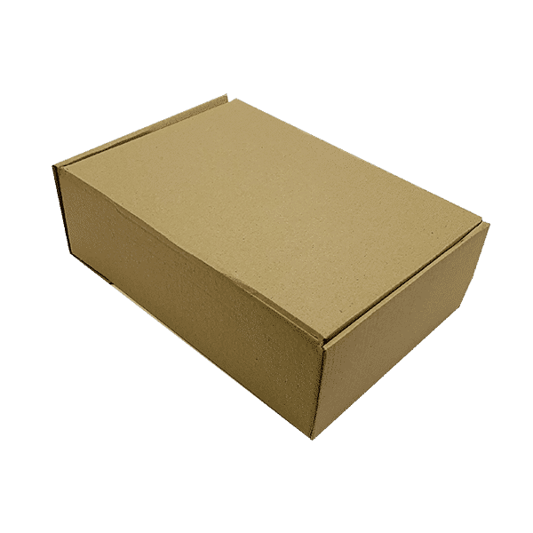 Brown PiP Small Parcel Postal Box - 290x208x95mm