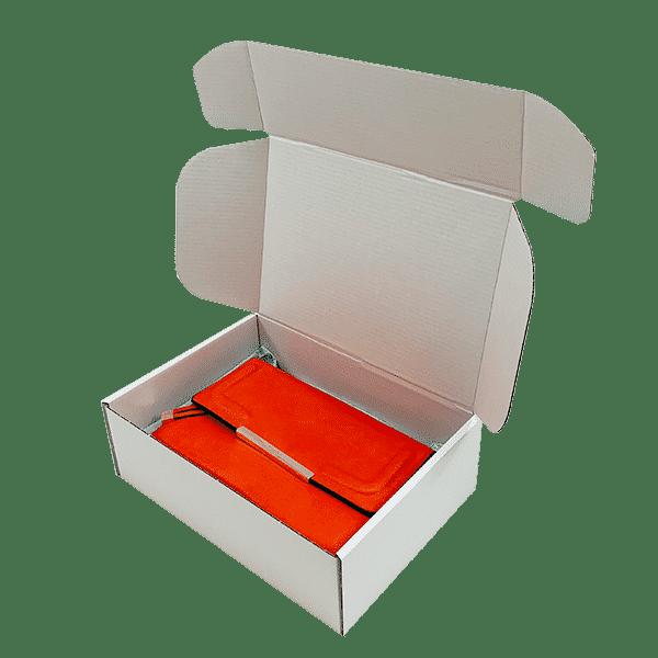 White PiP Small Parcel Postal Box - 290x208x95mm