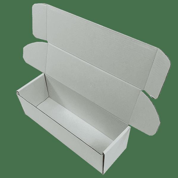 White PiP Small Parcel Postal Box - 340x110x110mm