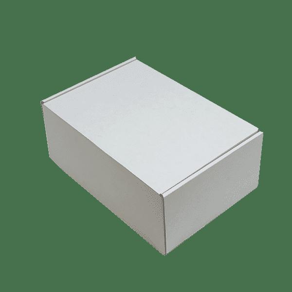 White PiP Small Parcel Postal Box - 375x255x150mm