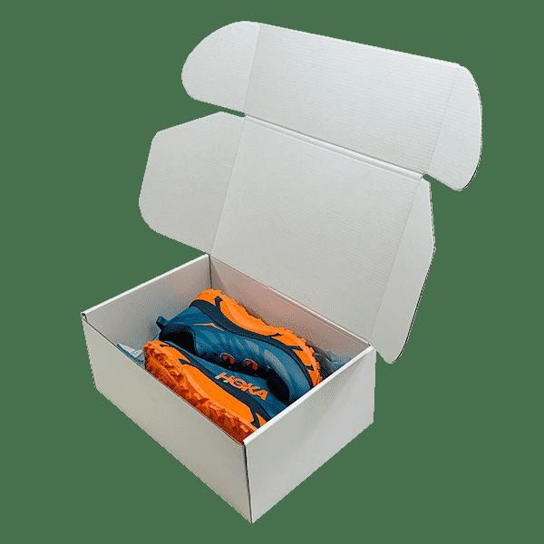 White PiP Small Parcel Postal Box - 375x255x150mm - Packs of 25 & 50