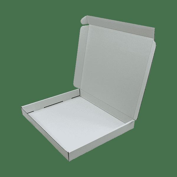 White PiP Small Parcel Postal Box - 400x330x40mm