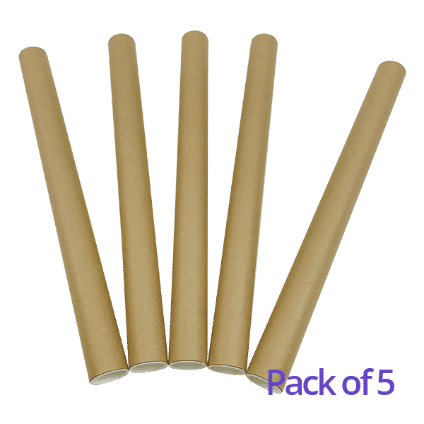 Postal Tubes - 330x51mm - Pack Of 5
