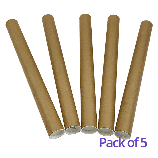 Postal Tubes – 559x51mm – Pack Of 5