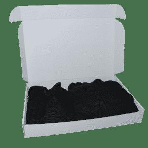 White Postal Box PiP Large Parcel - 600x400x85mm