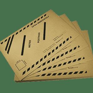 Approved Meter Envelopes