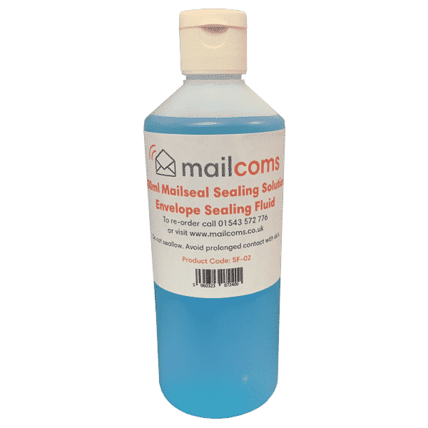500ml Folding Inserting Machine Sealing Solution