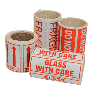 Handling & Hazard Warning Labels
