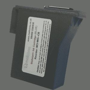 Mailcoms Mailsend Lite Blue Ink Cartridge