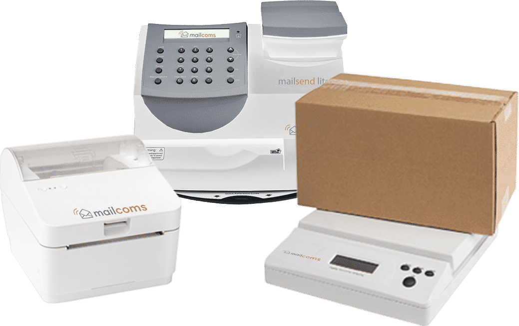 Mailsend Lite Parcel Franking Machine