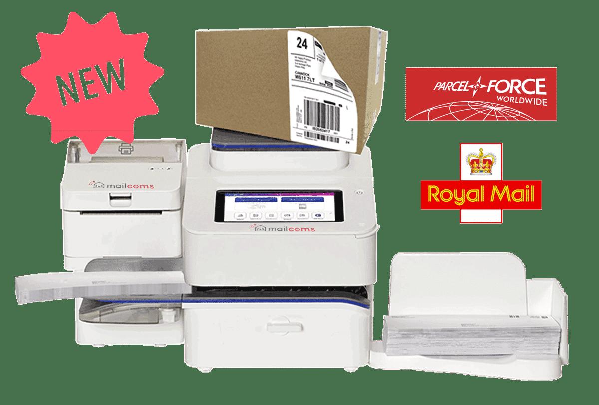Mailsend+ Franking Machine
