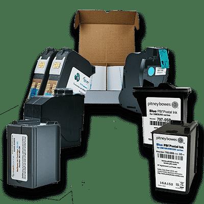 Franking Machine Inks & Labels