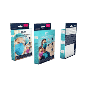 UYN Face Mask Boxes