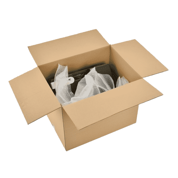 Double Wall Boxes - 430x430x365mm - Pack Of 25