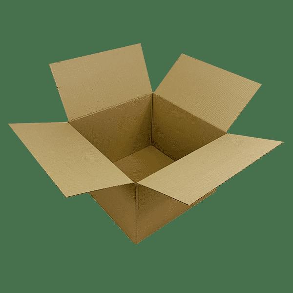 Single Wall Cardboard Boxes - 457x457x305mm