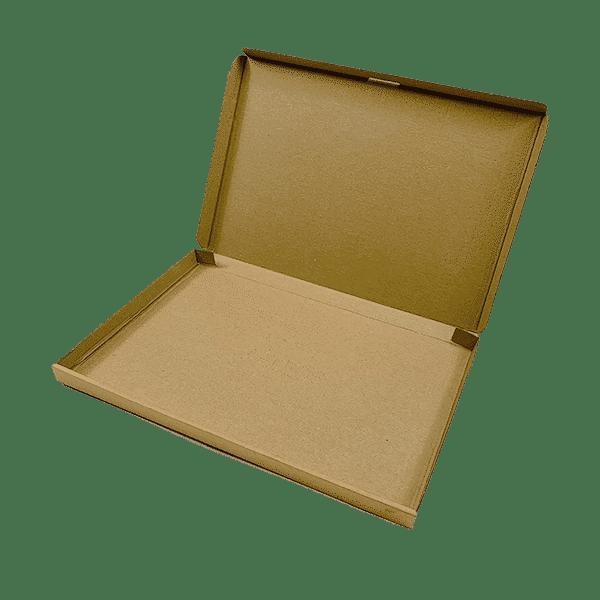 Brown PiP Large Letter Postal Box - 344x235x20mm