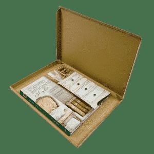 Brown PiP Large Letter Postal Box - 344x235x17mm