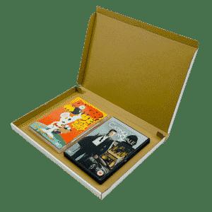 White PiP Large Letter Postal Box - 344x235x20mm - Packs of 10, 25 & 50