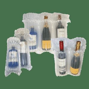 Air Packaging Bottle Packs