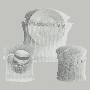 Air Packaging Ceramics Packs