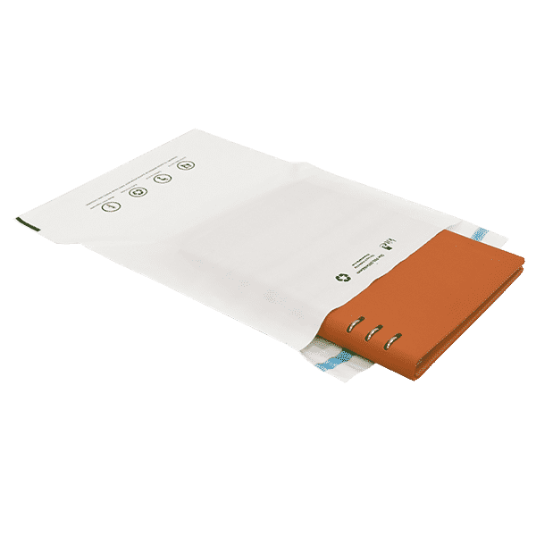 White Eco Mailing Bags - 400x500mm - Pack Of 200