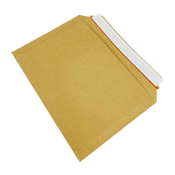 Capacity Book Mailers - Standard Solid Board - 234x334mm