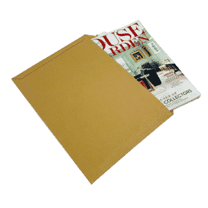 Capacity Book Mailers - Standard Solid Board - 249x352mm