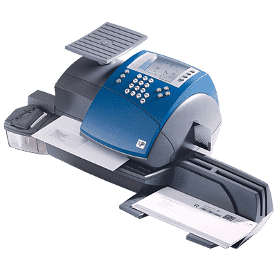Decertified FP Mailing Optimail Franking Machines