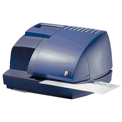 Decertified FP Mailing T1000 Franking Machines
